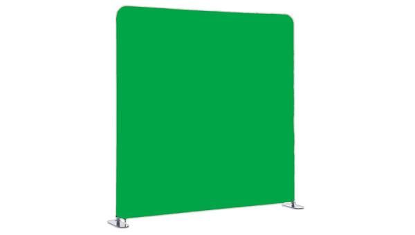 Greenscreen-Wand