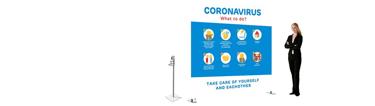 les produits de prévention contre le Covid19