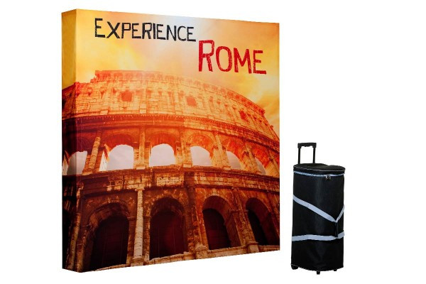 Expo Fabric 3x3 - Stand pliable
